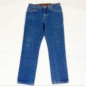 Beretta Blue Denim Zipper Fly Jeans 32